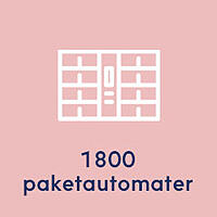 1800 paketautomater