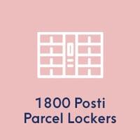 1800 Posti Parcel Lockers