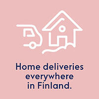 Home deliveries everywhere in Finland