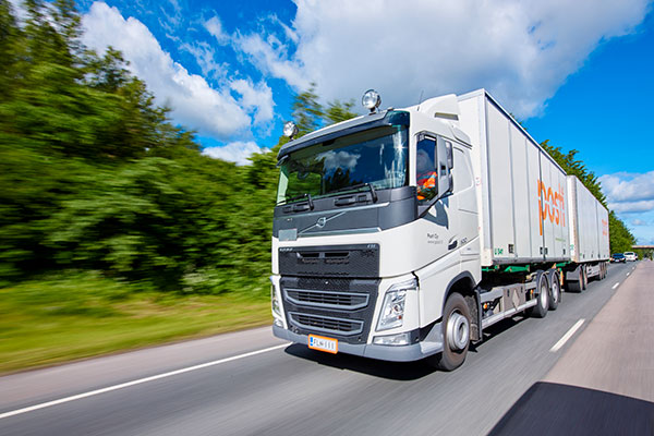 Posti deliveries to Finland